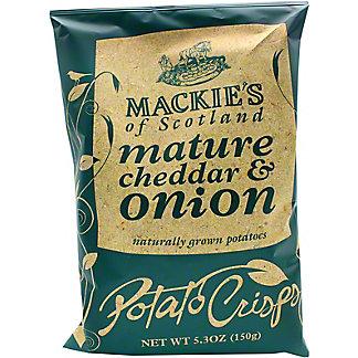 Mackie's Of Scotland Mature Cheddar & Onion Potato Crisps, 5.3 oz