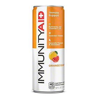 LIFEAID IMMUNITYAID Support Blend Supplement Beverage, 12 oz