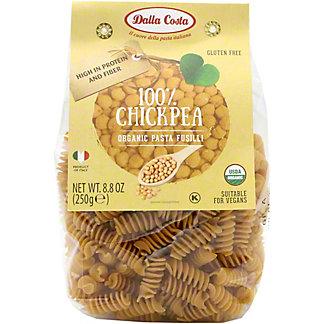 Dalla Costa Gluten Free Chickpea Fusilli, 8.8 OZ