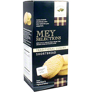 Mey Selections Luxury All Butter Shortbread, 150 g