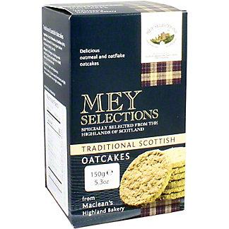 Mey Selections Scottish Wheat Free Oatcakes, 150 g