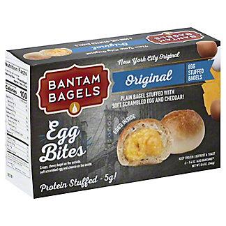 Bantam Bagels Original Egg Bites, 6 ct