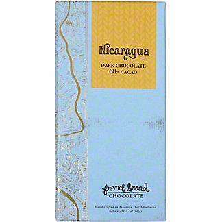 French Broad Nicaragua Dark Chocolate, 60 g