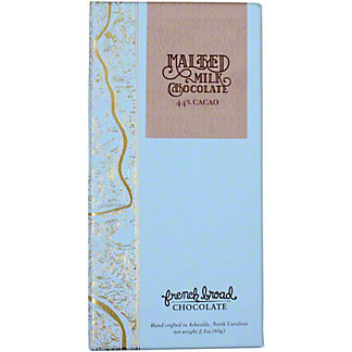 French Broad Malted Milk Chocolate, 60 g