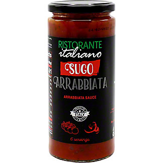 Ristorante Italiano Arrabiata Tomato Sauce, 12 OZ