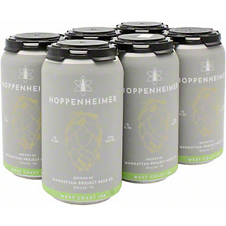 Manhattan Project Hoppenheimer , 6 pk