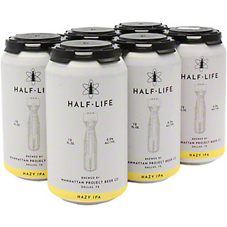 Manhattan Project Half Life , 6 pk