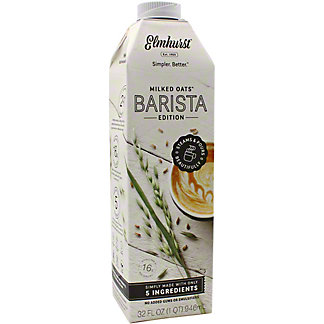 Elmhurst Milked Oats Barista Edition, 32 OZ
