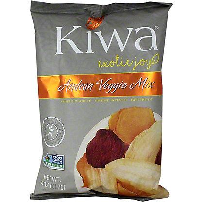 Kiwa Andean Veggie Chips, 4 OZ