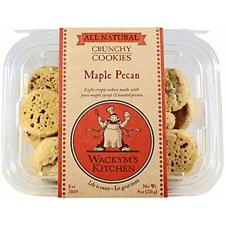 Wackym's Kitchen Maple Pecan Cookies, 8 OZ