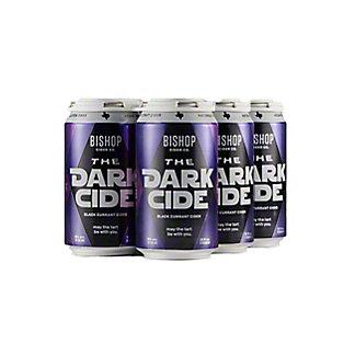Bishop Cider Co. The Dark Cide Cider, 6 pk