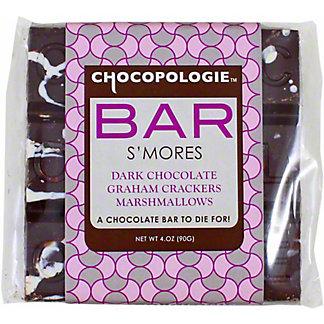 Chocopologie S'mores Bar, 4 OZ
