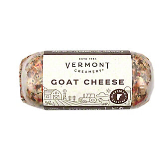 Vermont Creamery Everything Goat Cheese, 4 OZ
