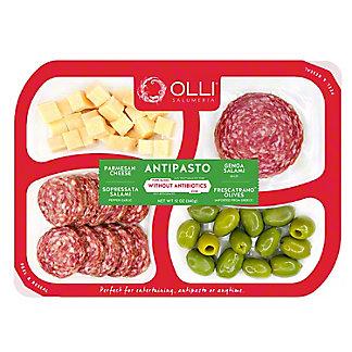 Olli Salumeria Antipasto Parmesan Genoa, 12 OZ