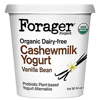 Forager Project Cashewgurt 24oz Vanilla Bean, 24 oz