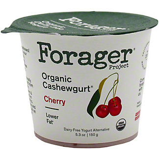Forager Project Cherry Cashewgurt, 5.3 oz