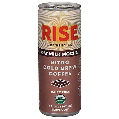 Rise Brewing Co. Mocha Nitro Cold Brew Latte, 7 oz