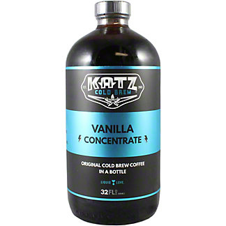 Katz Vanilla Concentrate, 32 OZ