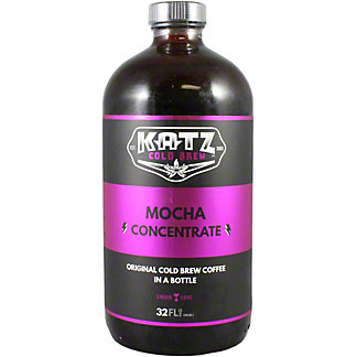 Katz Mocha Concentrate, 32 OZ