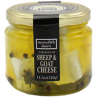 Meredith Dairy Sheep & Goat Cheese, 11 OZ