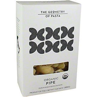 BORGO DE MEDICI Geometry Of Pasta Organic Pipe Pasta, 500 G