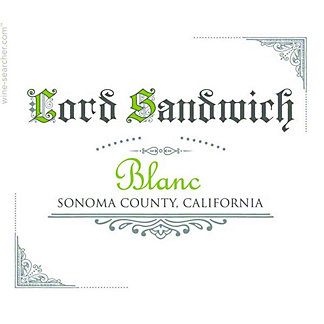 Lord Sandwhich Blanc, 750 mL