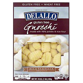 Dellalo Gluten Free Gnocchi, 16 OZ