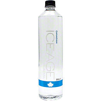 Ice Age Pure Glacial Water, 33.8 oz