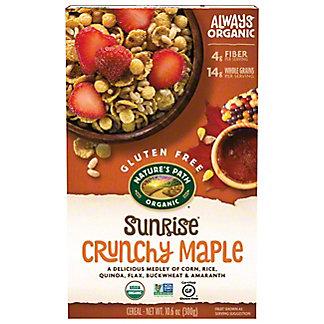 Nature's Path Organic Sunrise Crunchy Maple Cereal, 10.6 oz