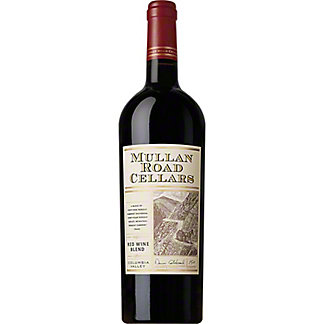 Mullan Road Cellars Red Wine Blend, 750 mL