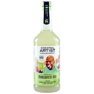 Cocktail Artist Margarita Mix, 1 L