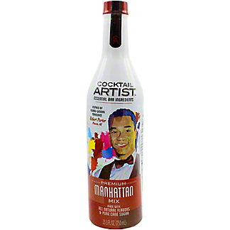 Cocktail Artist  Manhattan Mix, 25.3 oz