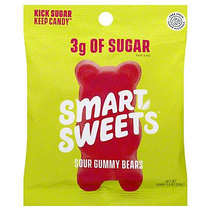 Smart Sweets Sour Gummy Bears, ea