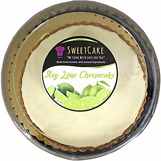 Sweet Cake Key Lime Cheesecake, 9 IN