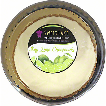 Sweet Cake Key Lime Cheesecake, 9 IN