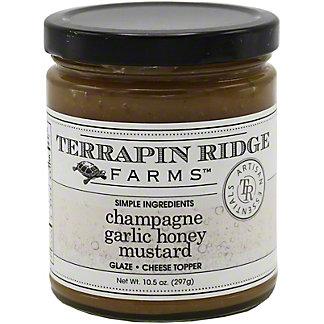 Terrapin Ridge Champagne Garlic Mustard, 10.5 OZ