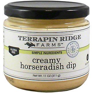 Terrapin Ridge Creamy Horseradish Dip, 11 OZ