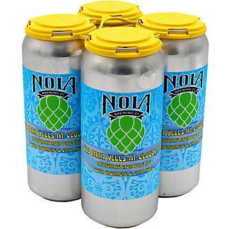 Nola Seasonal, Cans, 4 pk, 16 fl oz ea