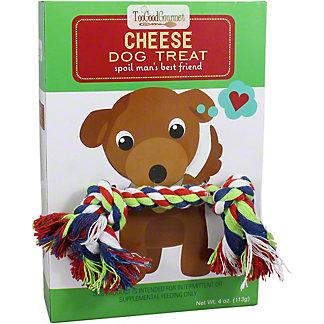 Too Good Dog Treat Rope Gifts Cheesy Treats, 4 OZ