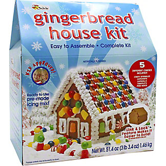 Bee International Gingerbread House Kit, 51.4 oz