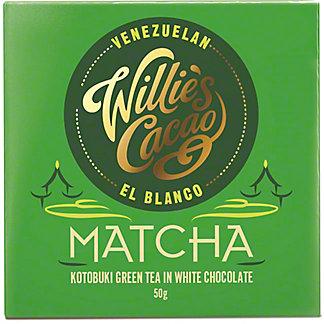 Willie's Cacao Match White Chocolate, 1.7 oz