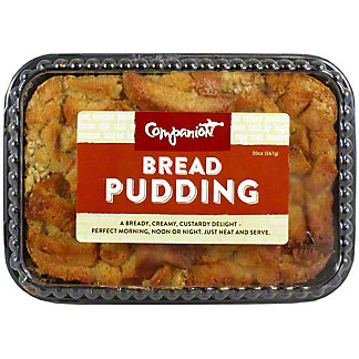 Companion Bread Pudding, 20 OZ