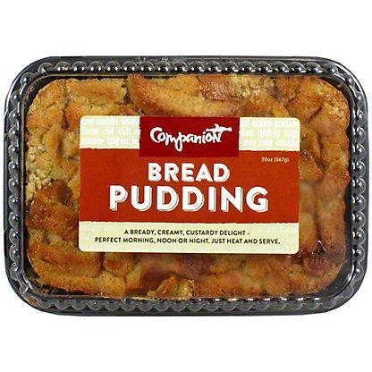 Companion Bread Pudding, 20 OZ