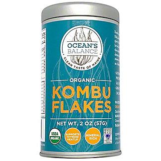 Oceans Balance Organic Kombu Flakes, 2 oz