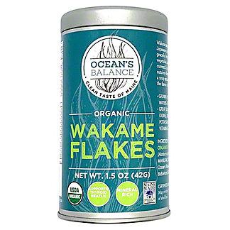 Oceans Balance Organic Wakame Flakes, 1.5 oz