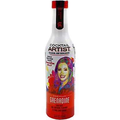 Cocktail Artist Grenadine Syrup, 12.6 oz