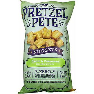 Pretzel Pete Garlic & Parmesan Nuggets, 9.5 OZ