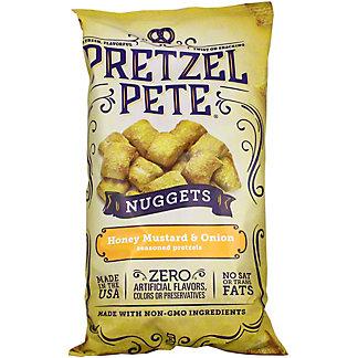 Pretzel Pete Honey Mustard & Onion Nuggets, 9.5 OZ