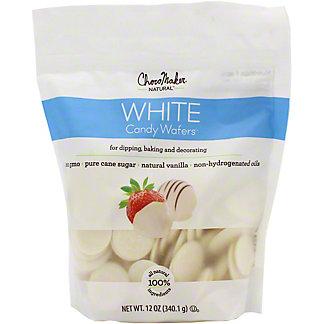 Chocomaker Vanilla Candy Wafers, 12 OZ