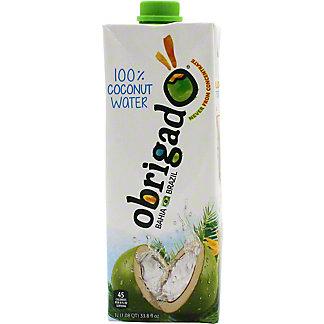 Obrigado Premium Coconut Water, 1 L